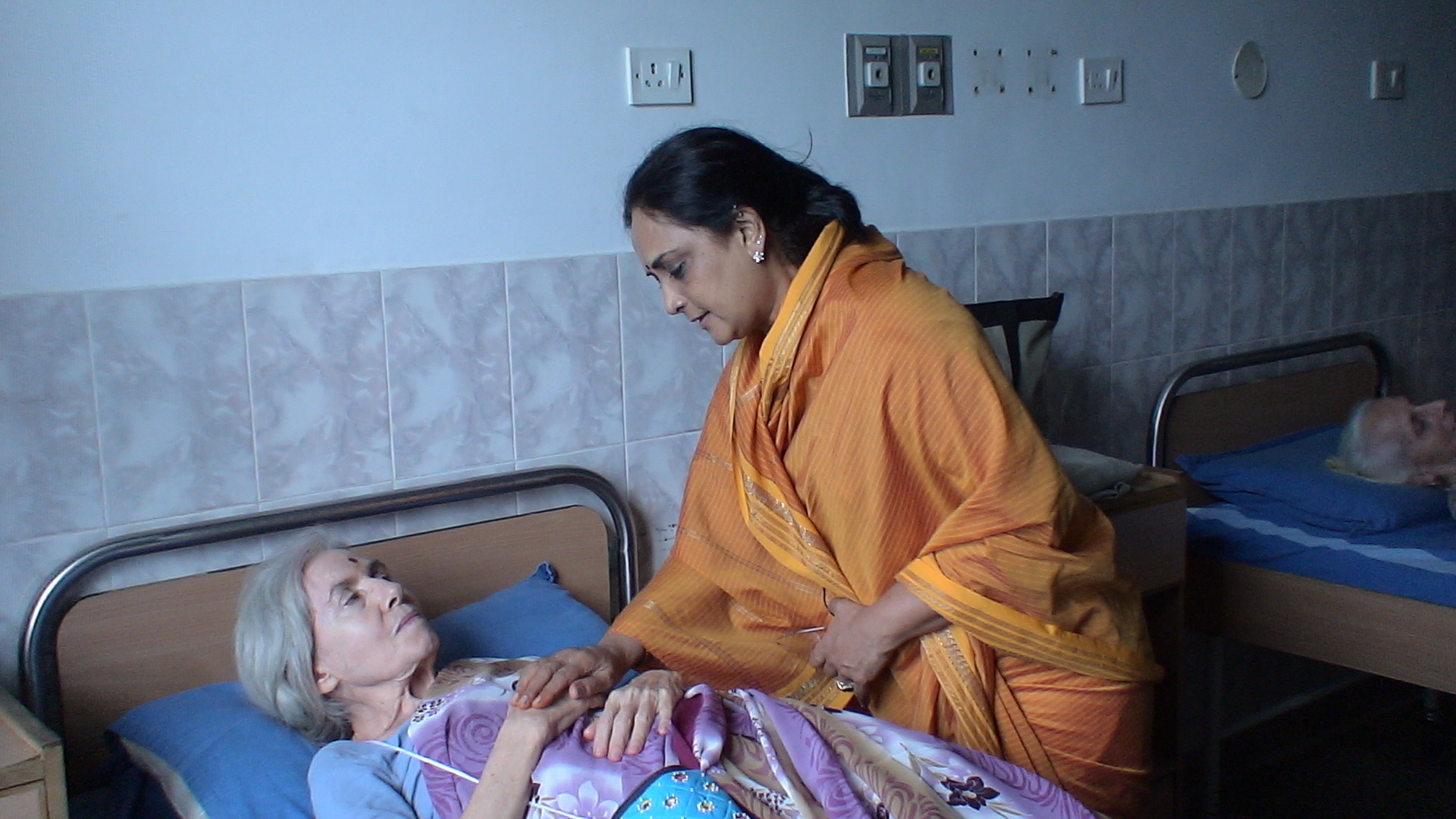 A calm balm for patients-Old article in Deccan Herald 2009